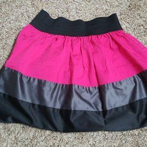 Xl elastic waist skirt